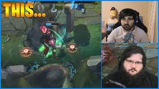 Here's How Perfect Traps Looks Like in League of Legends...LoL Daily Moments Ep 874