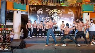 20191103 1940 Choppers Squad Body Contest 2019, 01 Super Beginner; Top 10