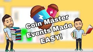 2 x Super Sequences | How to Use Them | Coin Master 10 Point Symbols