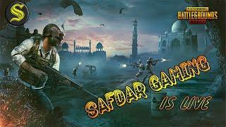 PUBG MOBILE LIVE PAKISTAN AND INDIA | GAMEPLAY and UC GIVEAWAY | SAFDAR GAMING LIVE