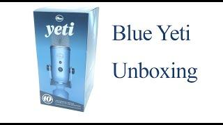 Unboxing Blue Yeti 10 Year Anniversary Edition | Best Microphone |