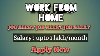 Top 10 High Salary Jobs Without Degree India | Work from Home Jobs | Jobs after 12th | Latest Jobs