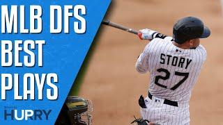 MLB DFS Top Plays: August 10th