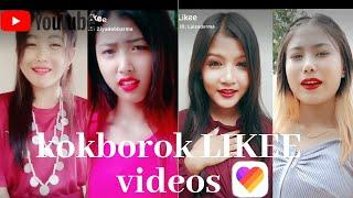 Kokborok LIKEE videos 2020 || kokborok likee video top 10 || LIKEE || S Tiprasa ||
