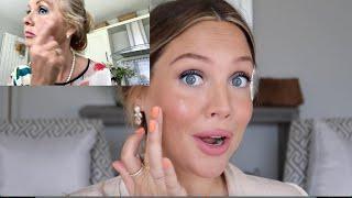 Following My Mother-in-Law's Makeup | Everyday Makeup Tutorial | Elanna Pecherle 2020