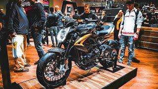 8 Best Street Style Motorcycles For 20201
