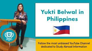 Philippines 2020 | Introduction by Yukti Belwal
