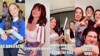 "Pinoy Celebrities TikTok ""RELATIONSHIP"" Dance Compilation!"