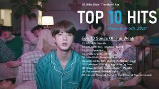 Top 10 Songs Of The Week 2020 - Billboard Hot 100 Top 10 Singles