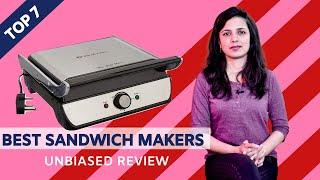 ✅ Top 7: Best Sandwich Makers in India With Price 2020 | Sandwich Maker Review