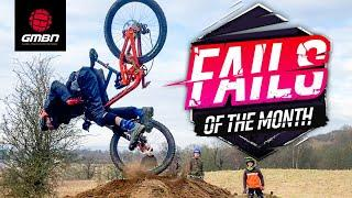 The Craziest Mountain Bike FAILS OF The Month! | GMBN FAILS April 2021