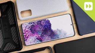 Top 5 Samsung Galaxy S20 Plus Cases & Covers