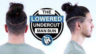 ✅ The Lowered Undercut Man Bun - What It Would Look Like on Me