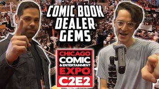 x10 C2E2 Comic Book Gems You Gotta See! // ComicTom CGC Takeover and a Million Dollar Comic!?