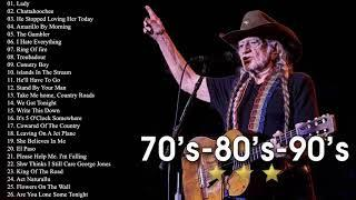 Top 100 Classic Country Songs Of 60s,70s, 80s 90s - Greatest Old Country Music Of All Time Ever