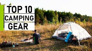 Top 10 Latest Camping Gear Inventions I Best Camping Gadgets I Part-2