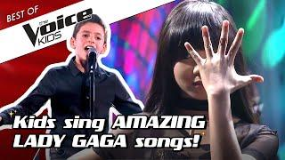TOP 10   Would LADY GAGA turn for these young singers in The Voice Kids? ✨