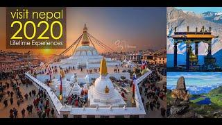 Visit Nepal 2020 | Lifetime Experiences | Top 10 Visit Beautiful Place in Nepal