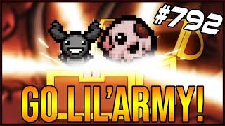 Go Lil' Army! - The Binding Of Isaac: Afterbirth+ #792