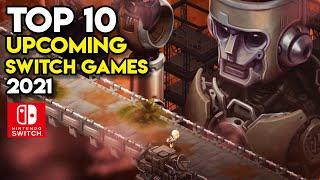 Top 10 Upcoming Nintendo Switch Games (Part 3)   Switch, PC
