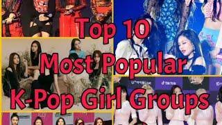 TOP 10 MOST POPULAR KPOP GIRL GROUP (2020)