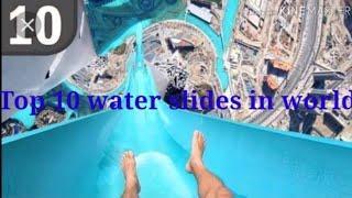 Top 10 dangerous water slides