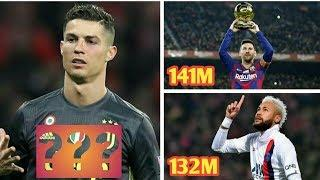 Top 10 Most Followers footballer on instagram in the Word 2020 | Most Insta Followers  |