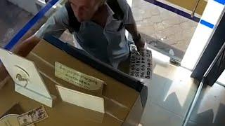 Coronavirus: Tourist arrested after wiping saliva on banknote in Cambodia