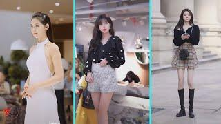 Mejores Street Fashion Tik Tok Ep.54 | Douyin China | Chinese Girls Are Beautiful | Viable Fashion