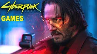 TOP 10 GAMES LIKE Cyberpunk 2077 FOR Android and IOS 2021   HIGH GRAPHICS GAMES (OFFLINE/ONLINE)