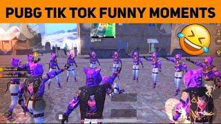 PUBG Tik Tok Very Funny Moments Part #93