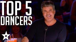 TOP 5 Dance Groups on America's Got Talent | Got Talent Global
