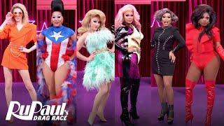 RuPaul's Drag Race All Stars 5 Queens RuVeal