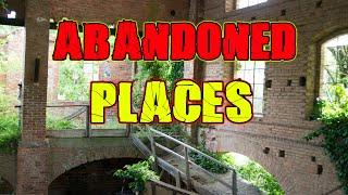 Top 10 Abandoned Places in the United States. Part 1