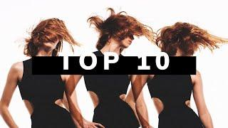 Top 10 Models: Most Walked Shows Fall/Winter 2020-21