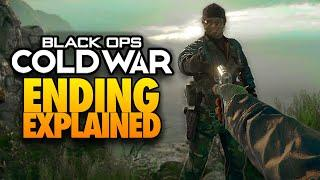 Call of Duty Black Ops Cold War Campaign - Ending Explained