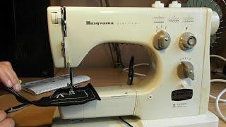 Thrift Shop Find - Husqvarna Viking Practica Model 4010 Sewing Machine