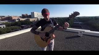 Kevuan - Self Control (Acoustic Guitar)