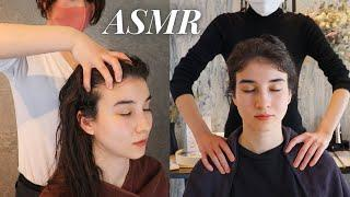World's Best Migraine Healing Head Wash & Massage COMPILATION - ASMR
