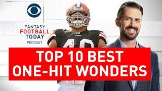 Top 10 All-Time Fantasy Football One-Hit Wonders | Fantasy Football Today