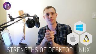 The Case for Desktop Linux vs Windows 10 & macOS