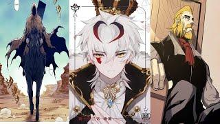 List Of Top 10 2020 Best ManhwaWebtoons With Leveling System Like Solo Leveling Warrior