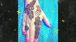 Top 10 mehndi design top collection 2020/ back hand front hand food TOP designs/