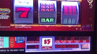 CRAZY WINNERS!!! Double Top Dollar!! Golden Nugget High Limit Room.