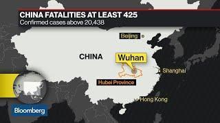 Virus Cases Top 20,000; Hong Kong Confirms Death
