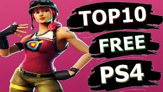 Top 10 BEST FREE PS4 Games To Play In 2020