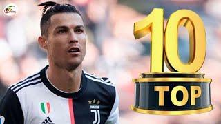 La surprenante liste du TOP 10 des meilleurs joueurs de tous les temps selon Cristiano Ronaldo