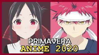 Top 10 Upcoming ANIME of SPRING 2020 | PRIMAVERA ANIME 2020