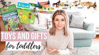 TOYS / GIFT IDEAS FOR TODDLERS | Best Toddler Toys for 2 Year Olds | Must Haves 2019