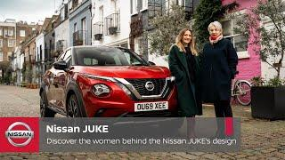 Top female designers share the story behind the new Nissan JUKE